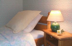 Une chambre à la Bergerie