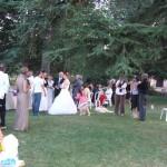 Mariage à la Bergerie