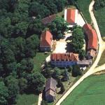 Vue aérienne de la Bergerie